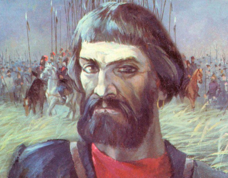Рисунок 1. Емельян Пугачев
