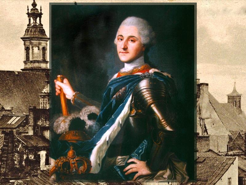 Рис. 4. Король Польши Станислав Понятовский, портрет