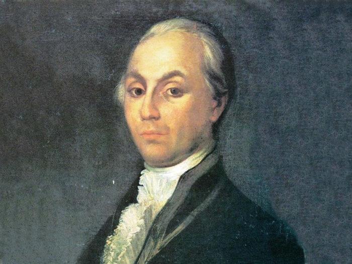 Александр Николаевич Радищев, российский прозаик, поэт, философ.
