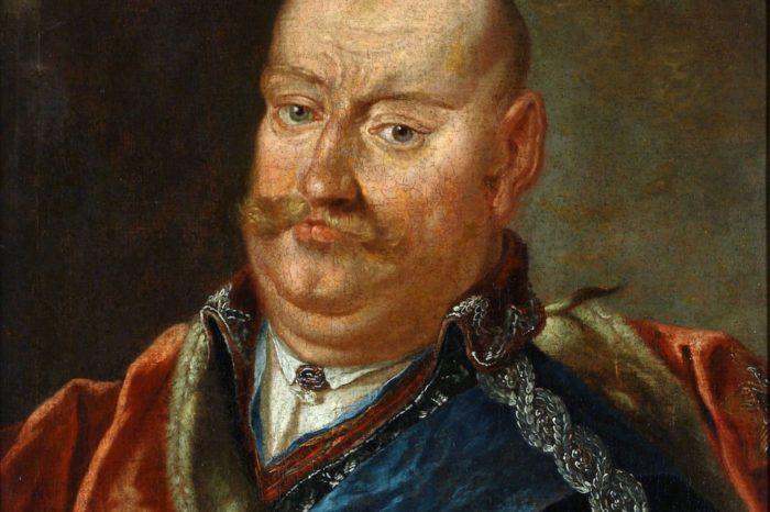 Карл Радзивилл, один из самых богатых и влиятельных дворян Великого княжества Литовского.
