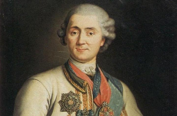 Граф Алексей Григорьевич Орлов.