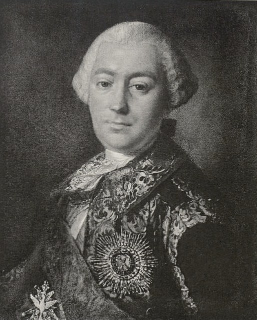 Граф Александр Иванович Шувалов, доверенное лицо Елизаветы Петровны.