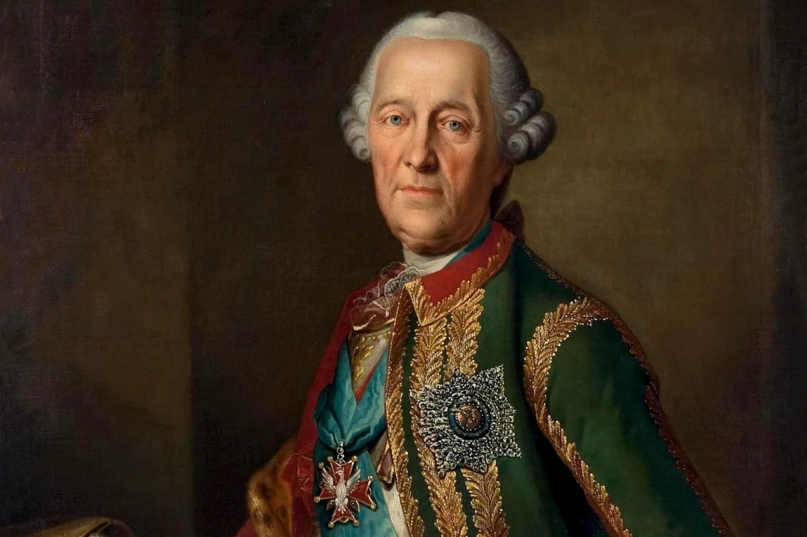 Фельдмаршал Миних (1683-1767 гг.)