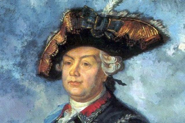 Петр Румянцев, фельдмаршал, граф и по совместительству недруг Потемкина.