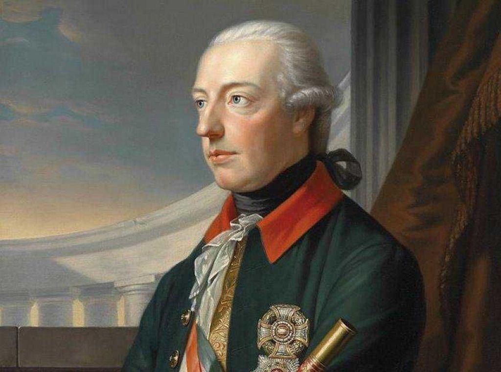 Император Австрии Иосиф II