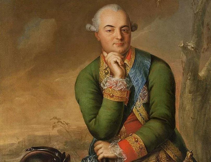 Генерал А.И. Бибиков